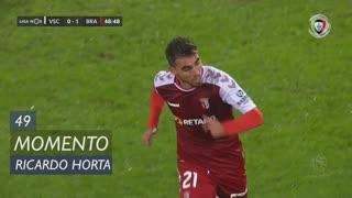 SC Braga, Jogada, Ricardo Horta aos 49'