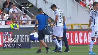 FC Famalicão, Caso, Roderick aos 16'