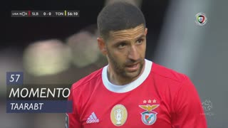 SL Benfica, Jogada, Taarabt aos 57'