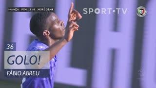 GOLO! Moreirense FC, Fábio Abreu aos 36', Portimonense 1-1 Moreirense FC