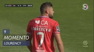 Gil Vicente FC, Jogada, Lourency aos 9'
