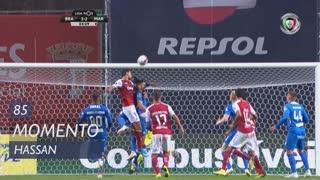 SC Braga, Jogada, Hassan aos 85'