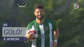 GOLO! Rio Ave FC, Bruno Moreira aos 84', Rio Ave FC 2-4 CD Tondela