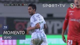 Vitória FC, Jogada, Sílvio aos 79'