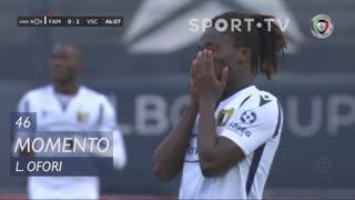 FC Famalicão, Jogada, L. Ofori aos 46'