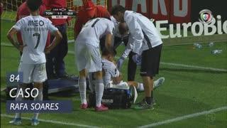 Vitória SC, Caso, Rafa Soares aos 84'