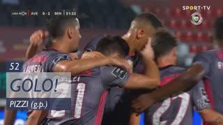 GOLO! SL Benfica, Pizzi aos 52', CD Aves 0-2 SL Benfica