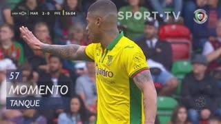 FC P.Ferreira, Jogada, Tanque aos 57'