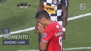 Gil Vicente FC, Jogada, Sandro Lima aos 72'