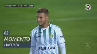 Vitória FC, Jogada, Hachadi aos 82'