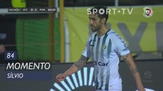 Vitória FC, Jogada, Sílvio aos 84'