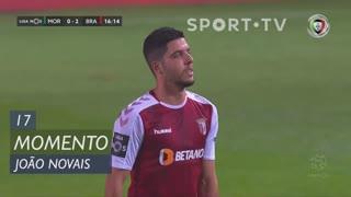 SC Braga, Jogada, João Novais aos 17'