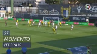 FC P.Ferreira, Jogada, Pedrinho aos 57'