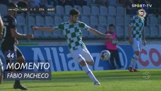 Moreirense FC, Jogada, Fábio Pacheco aos 44'