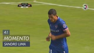 Gil Vicente FC, Jogada, Sandro Lima aos 41'