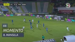 Vitória FC, Jogada, B. Mansilla aos 66'