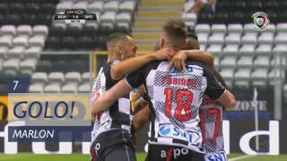 GOLO! Boavista FC, Marlon Xavier aos 7', Boavista FC 1-0 Sporting CP