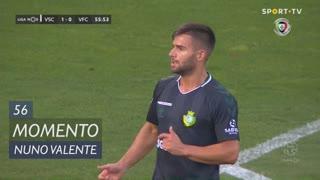 Vitória FC, Jogada, Nuno Valente aos 56'