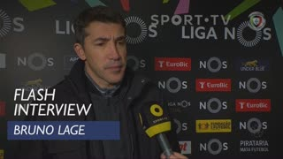 Liga (15ª): Flash Interview Bruno Lage