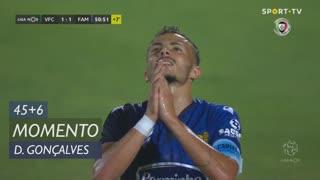 FC Famalicão, Jogada, Diogo Gonçalves aos 45'+6'