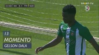Rio Ave FC, Jogada, Gelson Dala aos 13'