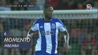 FC Porto, Jogada, Mbemba aos 6'