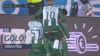 GOLO! Rio Ave FC, Tarantini aos 73', Rio Ave FC 2-2 FC Famalicão