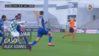 Moreirense FC, Caso, Alex Soares aos 10'
