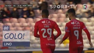 GOLO! Gil Vicente FC, Lino aos 80', Gil Vicente FC 1-5 Moreirense FC