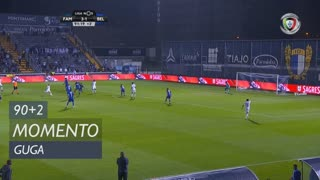 FC Famalicão, Jogada, Guga aos 90'+2'