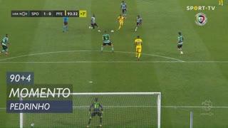 FC P.Ferreira, Jogada, Pedrinho aos 90'+4'