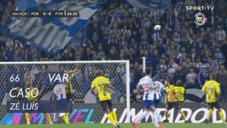 FC Porto, Caso, Zé Luís aos 66'