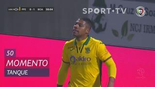 FC P.Ferreira, Jogada, Tanque aos 50'