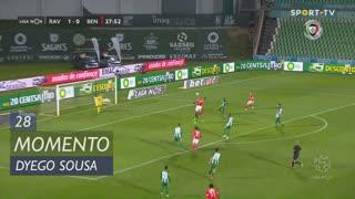 SL Benfica, Jogada, Dyego Sousa aos 28'