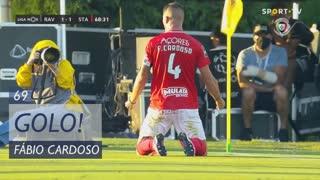 GOLO! Santa Clara, Fábio Cardoso aos 69', Rio Ave FC 1-2 Santa Clara