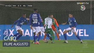 Rio Ave FC, Caso, Filipe Augusto aos 75'