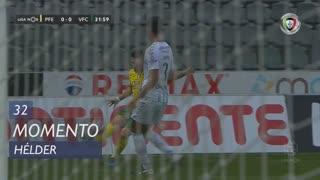FC P.Ferreira, Jogada, Hélder aos 32'