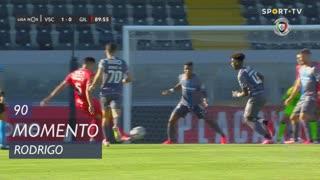 Gil Vicente FC, Jogada, Rodrigo aos 90'