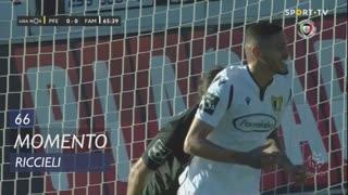 FC Famalicão, Jogada, Riccieli aos 66'