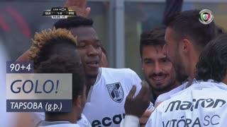GOLO! Vitória SC, Tapsoba aos 90'+4', Vitória SC 1-0 FC P.Ferreira