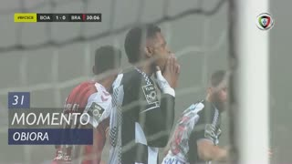 Boavista FC, Jogada, Obiora aos 31'