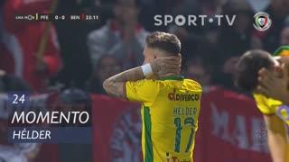 FC P.Ferreira, Jogada, Hélder aos 24'
