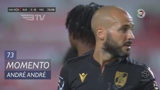 Vitória SC, Jogada, André André aos 73'