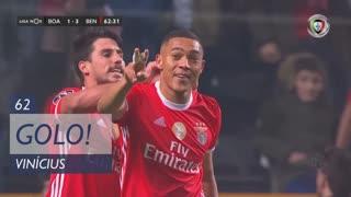 GOLO! SL Benfica, Vinícius aos 62', Boavista FC 1-3 SL Benfica