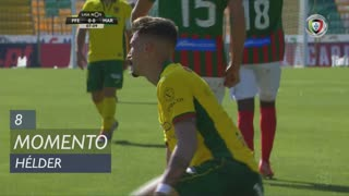 FC P.Ferreira, Jogada, Hélder aos 8'
