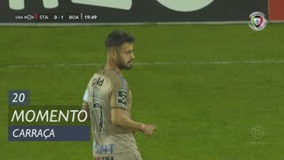 Boavista FC, Jogada, Carraça aos 20'
