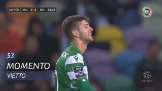Sporting CP, Jogada, Vietto aos 53'