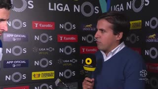 Liga (10ª): Flash Interview Marcano