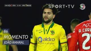 FC P.Ferreira, Jogada, João Amaral aos 86'