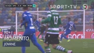Sporting CP, Jogada, Jovane Cabral aos 90'+1'